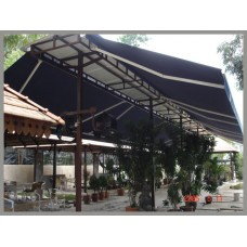 Retractable Awning, Double Opening - Oasis