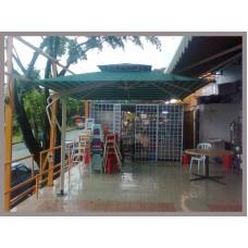 Openable Side Pole Umbrella - l