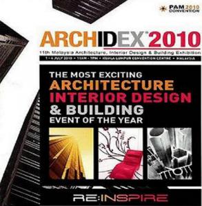 Archidex Show 2010