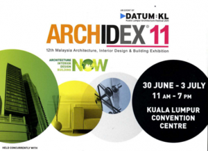 Archidex Exhibition 2011
