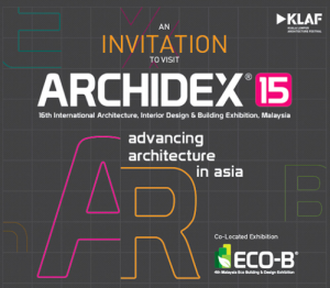 ARCHIDEX 2015 : e-Invitation Card