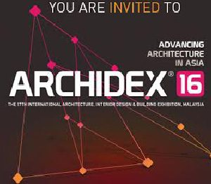 ARCHIDEX 2016 : e-Invitation Card