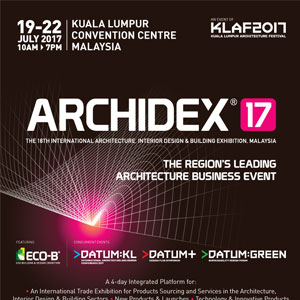 ARCHIDEX 2017 : e-Invitation Card